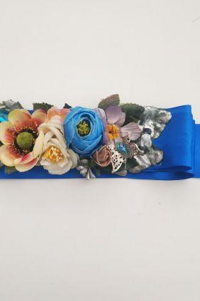 Cinturón de flores Ceremonia Anna milittia