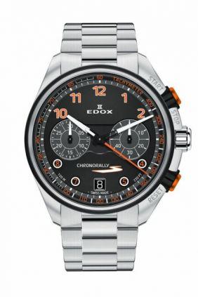 Comprar Reloj Edox CHRONORALLY para Hombre 095033NOMNOO