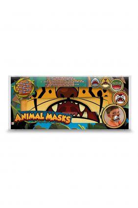 Mascarilla infantil reutilizable Animal Mask Tigre