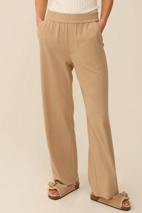 Pantalón Phillipa beige Mbym