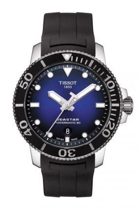 Reloj Tissot SEASTAR 1000 Powermatic 80 especial buceadores