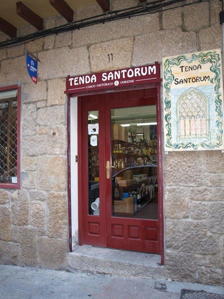 Tenda Santorum