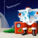 Destinos para gozar do Nadal lonxe da casa cos nenos