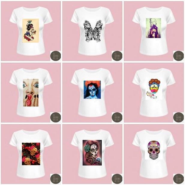 Camisetas de la firma Boiccot.