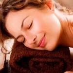 Masaje con chocolaterapia