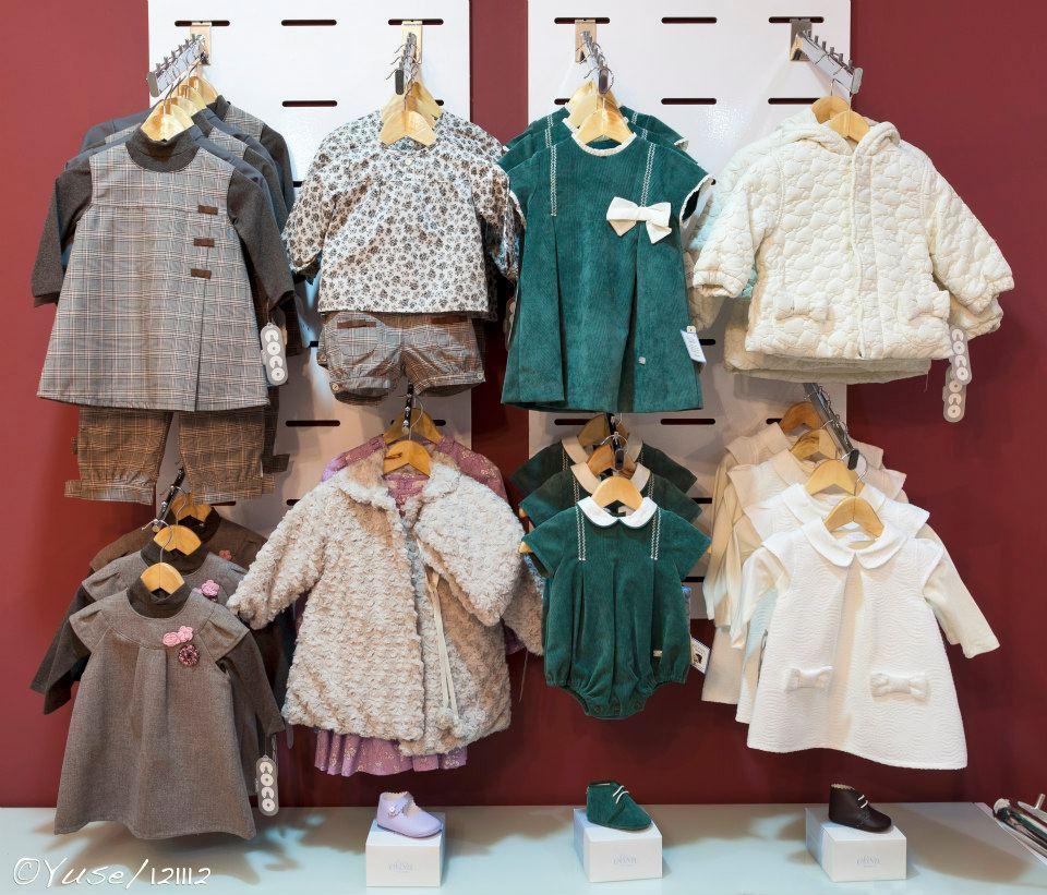 vestidos de la pequeña coqueta