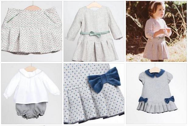 ropa infantil de nico y nicoletta