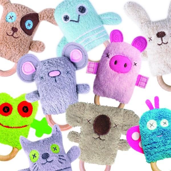juguetes de bebé de Saraiba