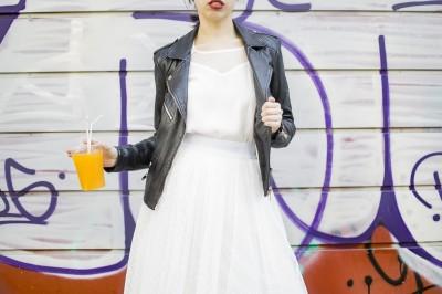 vestido novia diferente