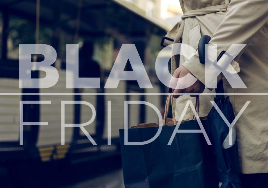 Black Friday con Ourense Centro Comercial Aberto
