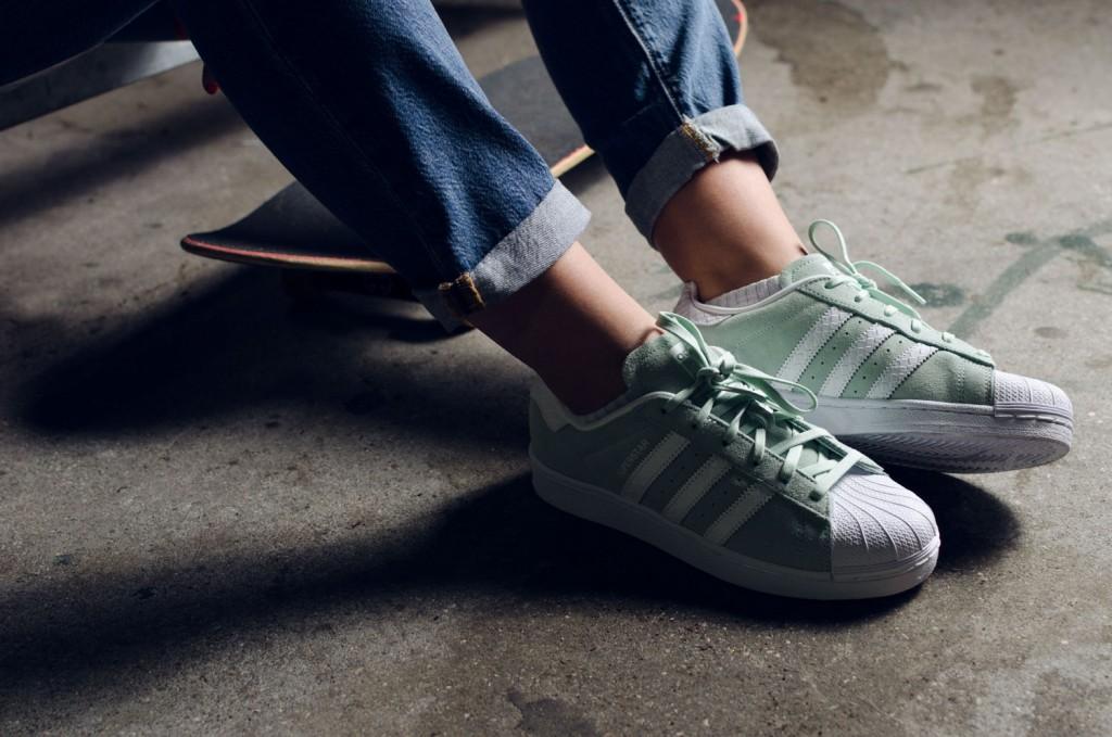 Pantalon Levis Zapatillas Adidas
