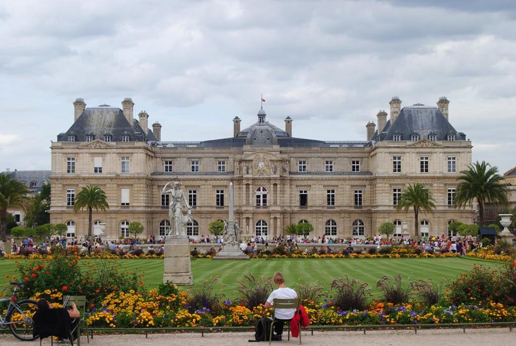 Los Jardines de Luxemburgo. Foto: Juan Guisado