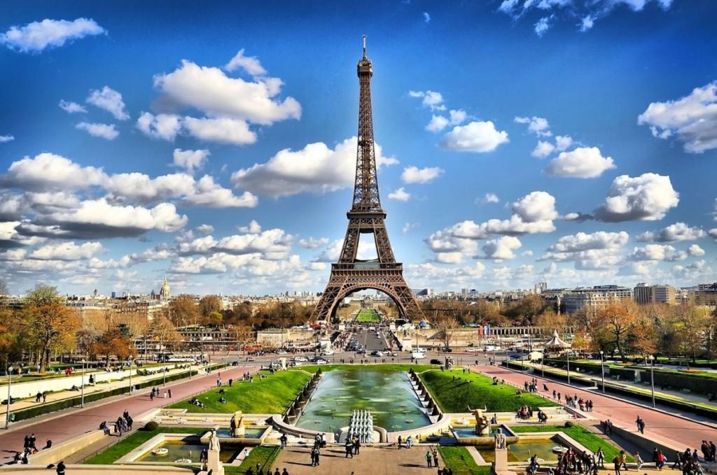 Paris. Foto: Oselina