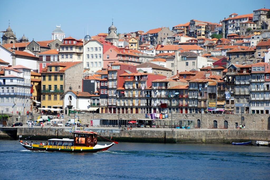 Ribeira (Oporto) Foto: Yellow Cat