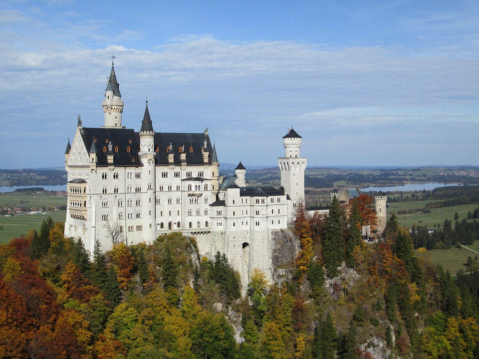 Castle Neuschwanstein, Munich