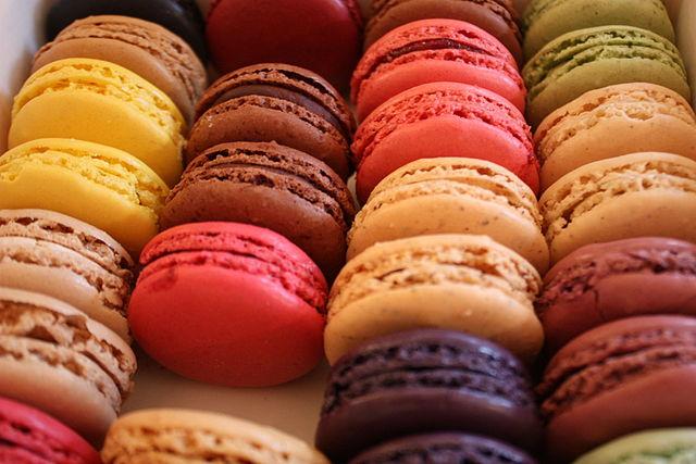 """Macarons"" Foto: Sunny Rippert"