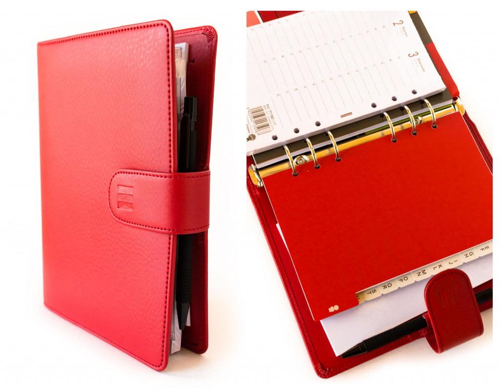Sistema abierto de organización personal - Finocam (Librería Platero)