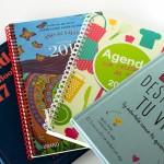 Tu 2017 entre las páginas: las mejores agendas para organizar el nuevo año
