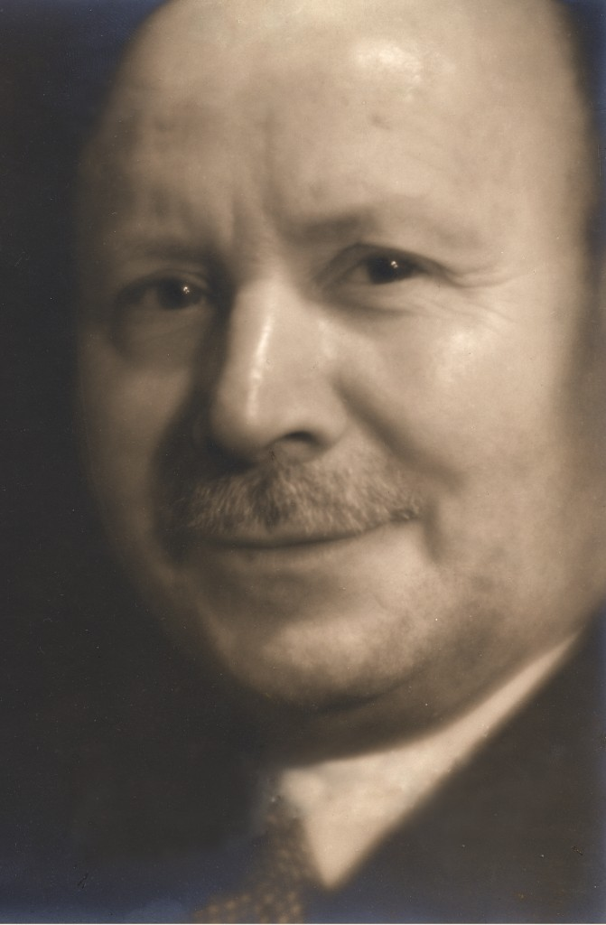 Alberto Muro, bisabuelo del actual Ernesto Schreck