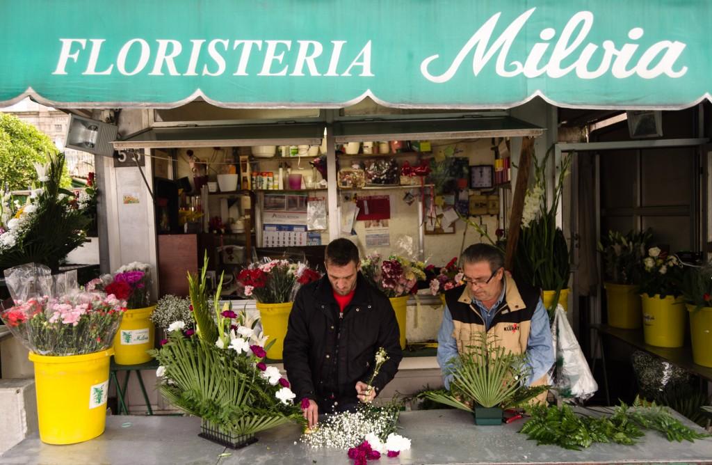 Floristería Milvia