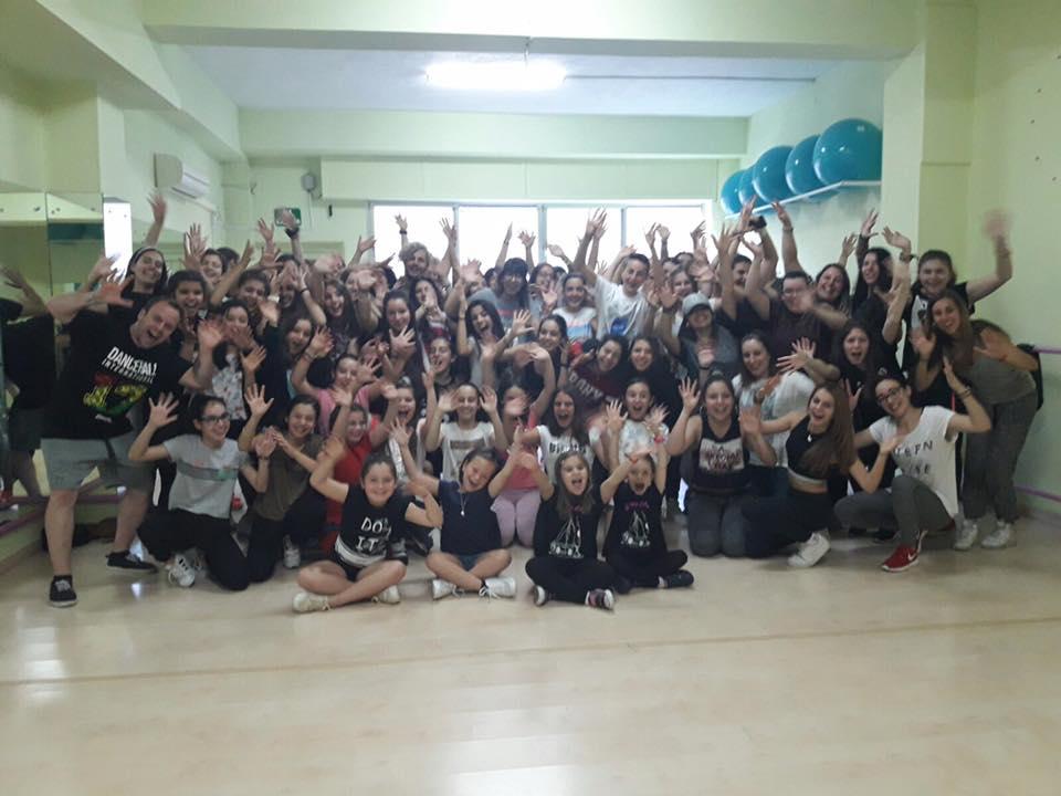 Escuela de baile Estilo Libre
