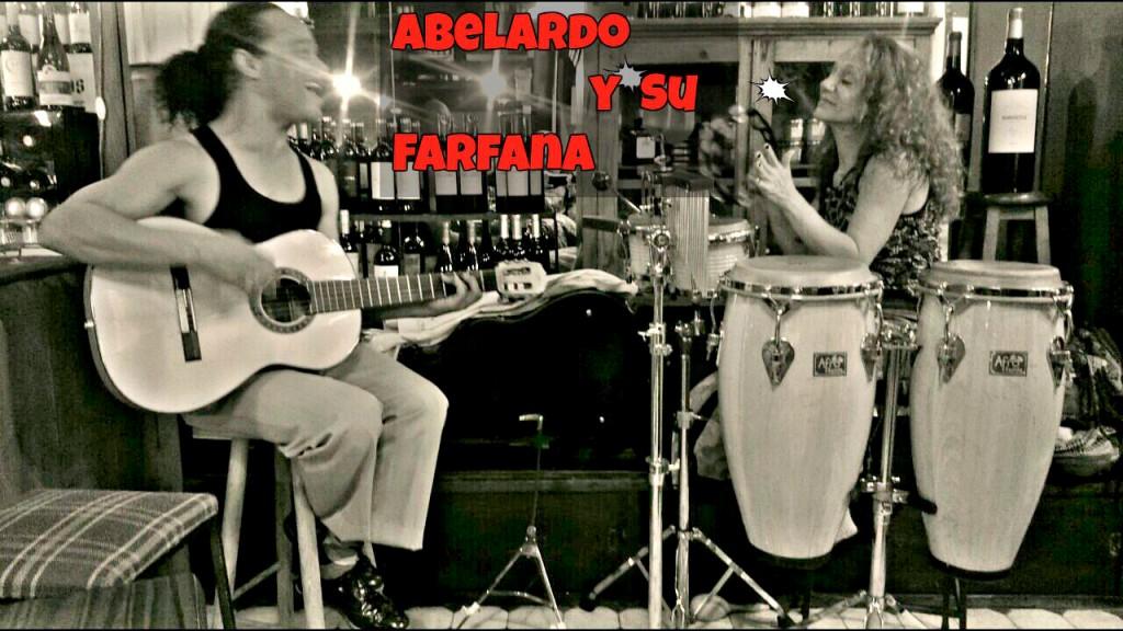 Abelardo y su Farfana