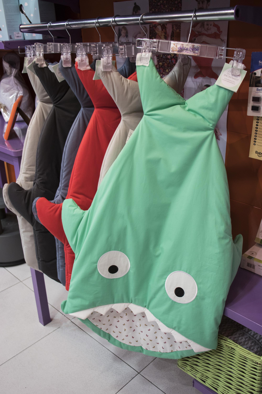 Fundas de tiburón para bebe Ourense