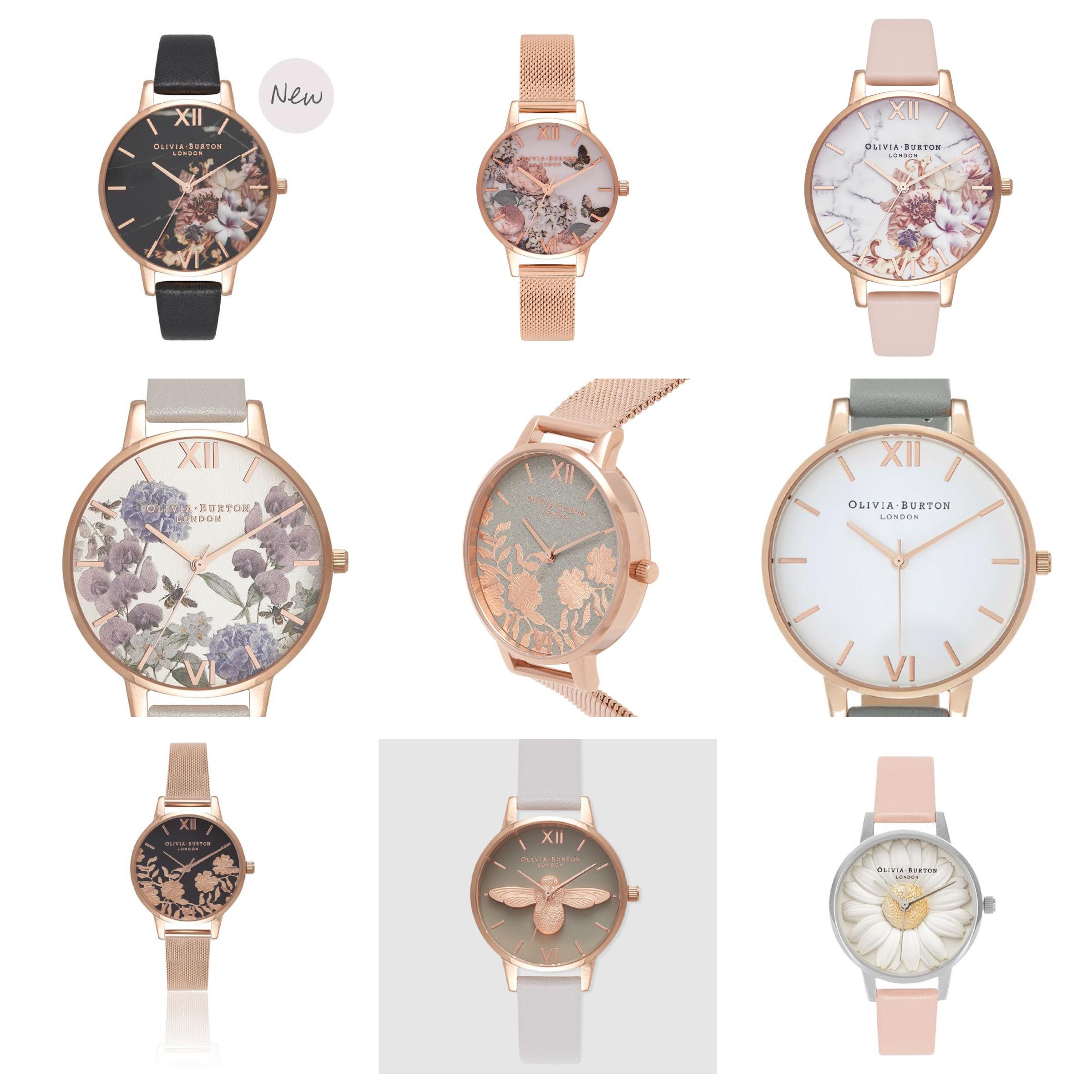 Relojes de mujer de Olivia Burton, Joyería Fuentefría.