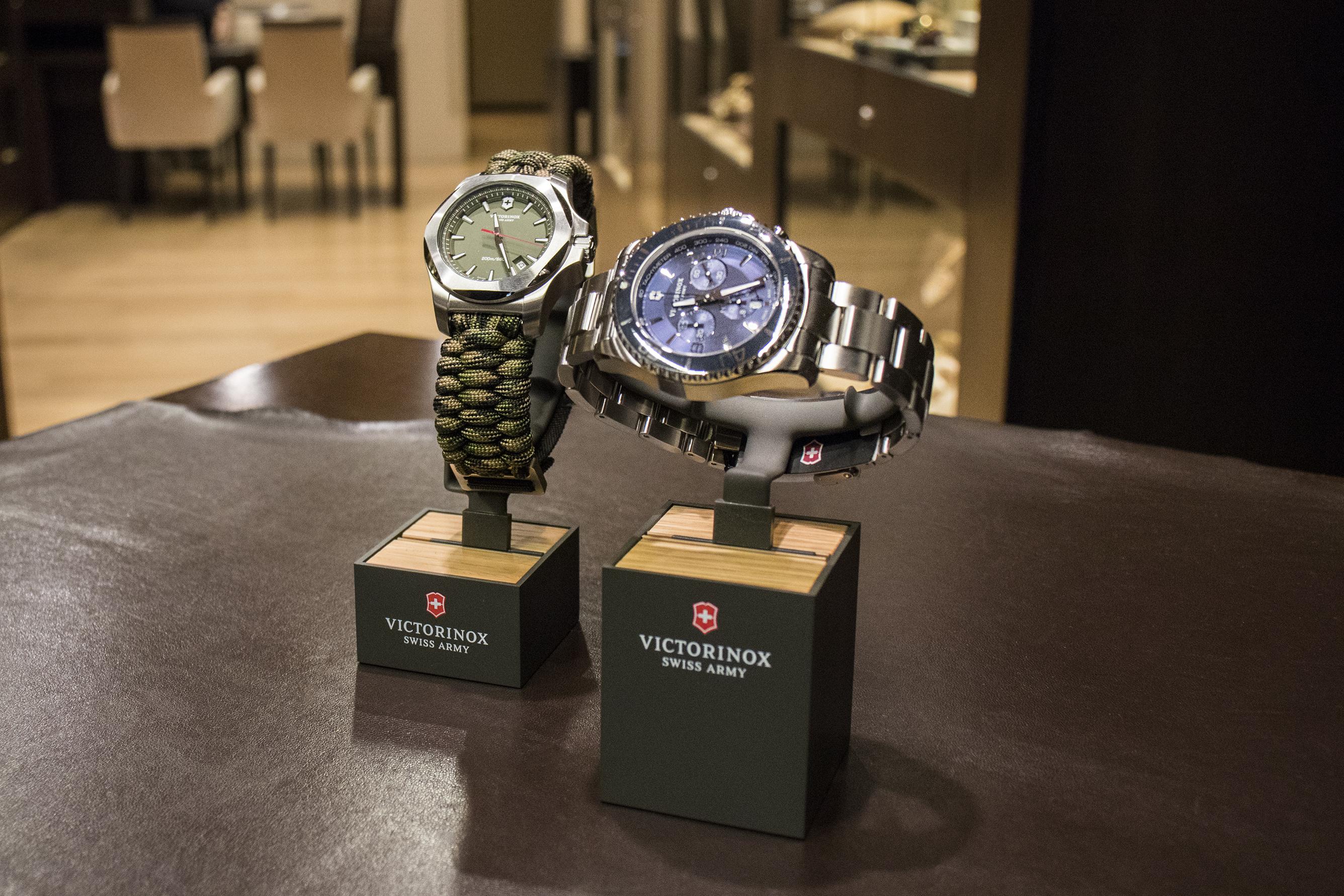 Relojes Victorinox de El Cronómetro.