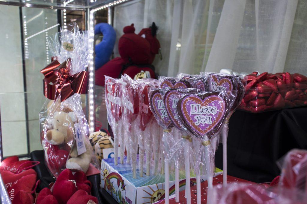 Piruletas Te quiero San Valentín