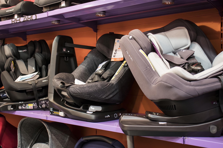 Sillas de coche para bebés y niños, isofix Ourense