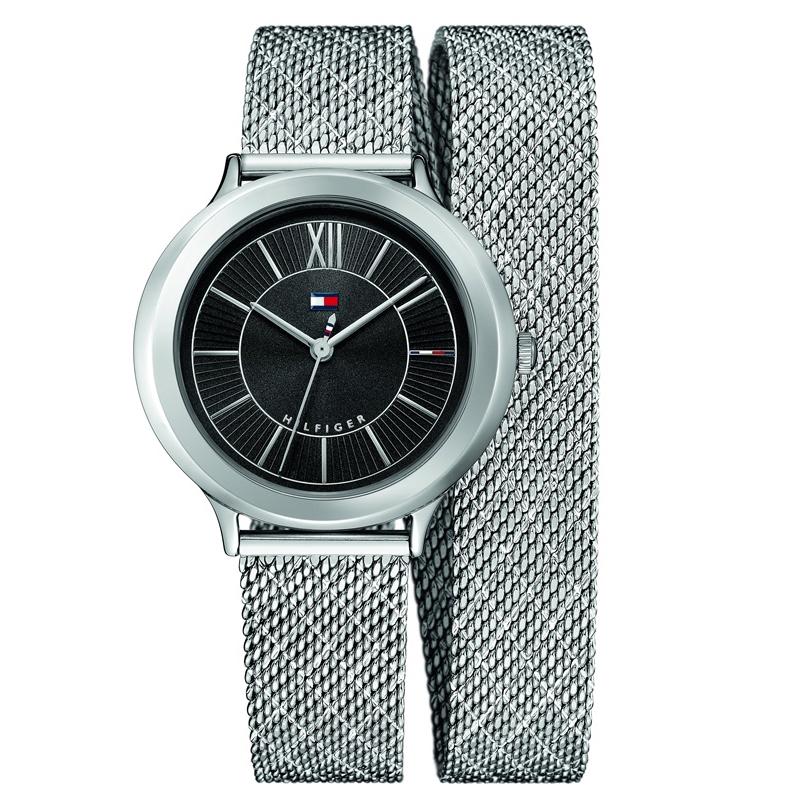 Tommy Hilfiger reloj de Sierra Santo Domingo.