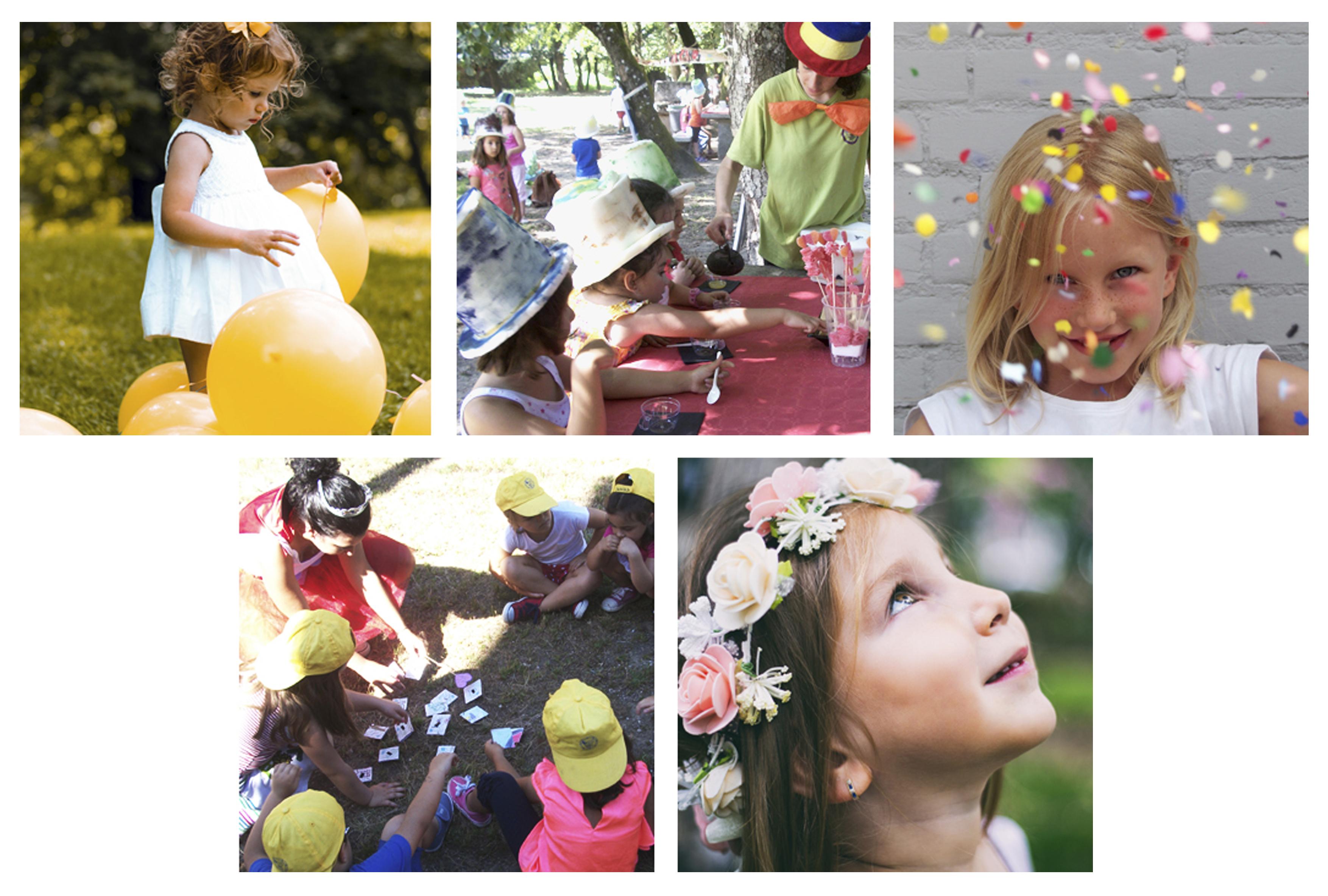 Molinillos - Fiesta de cumpleaños en Ourense