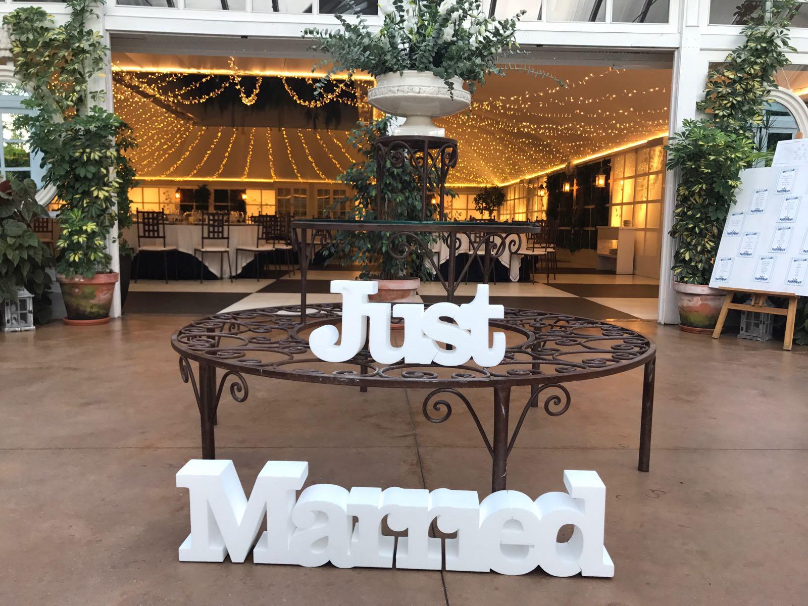 Decoración para bodas - Nice Day Ourense