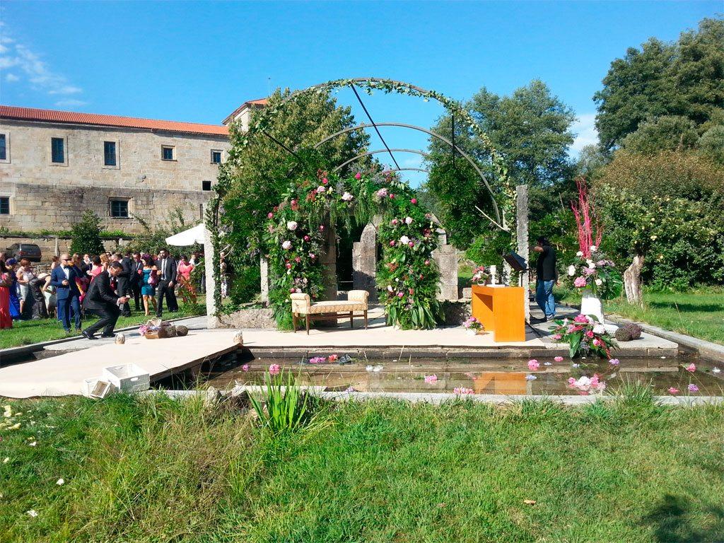 Decoración para bodas - Vorec Ourense