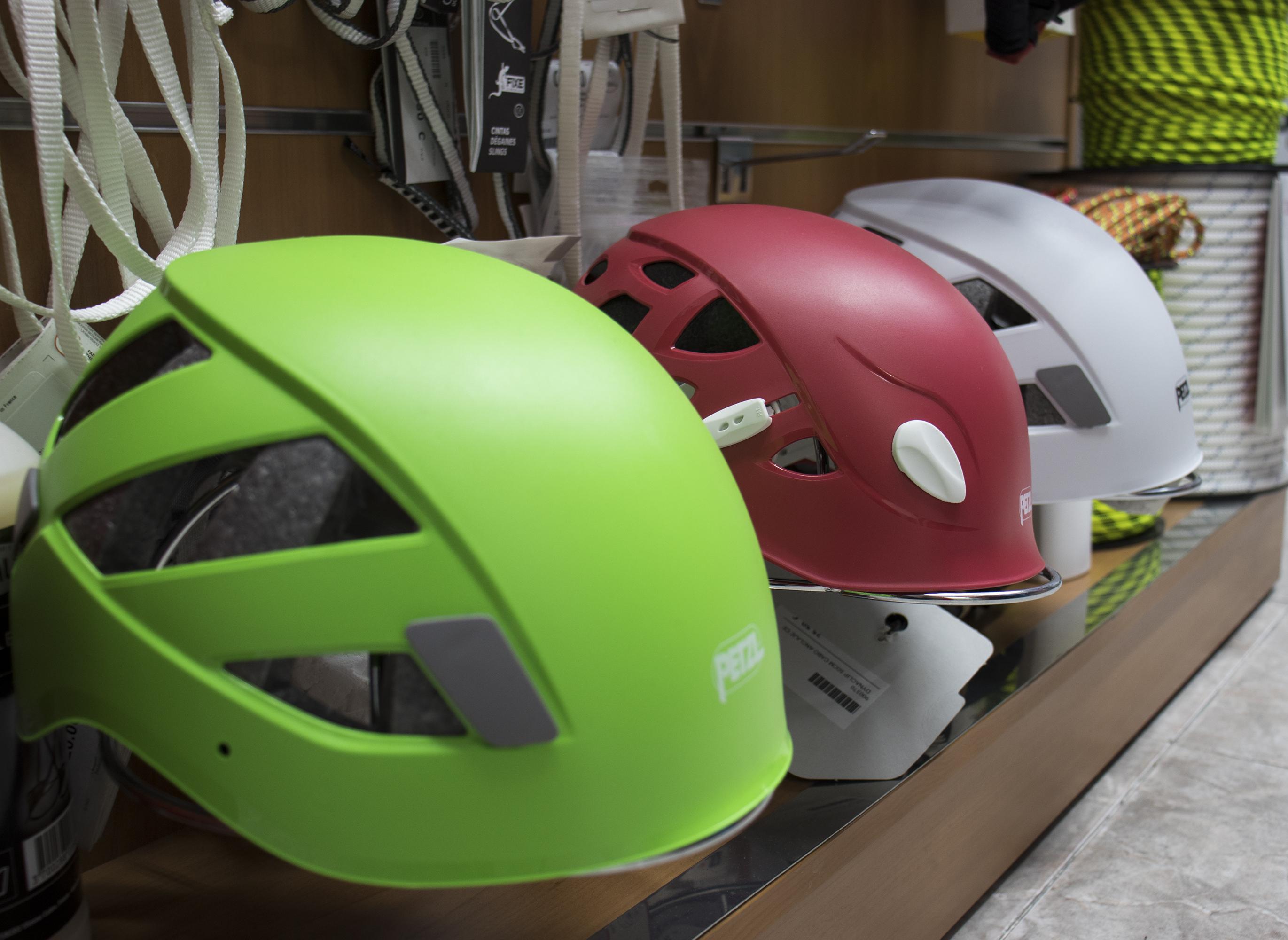 cascos para montañismo