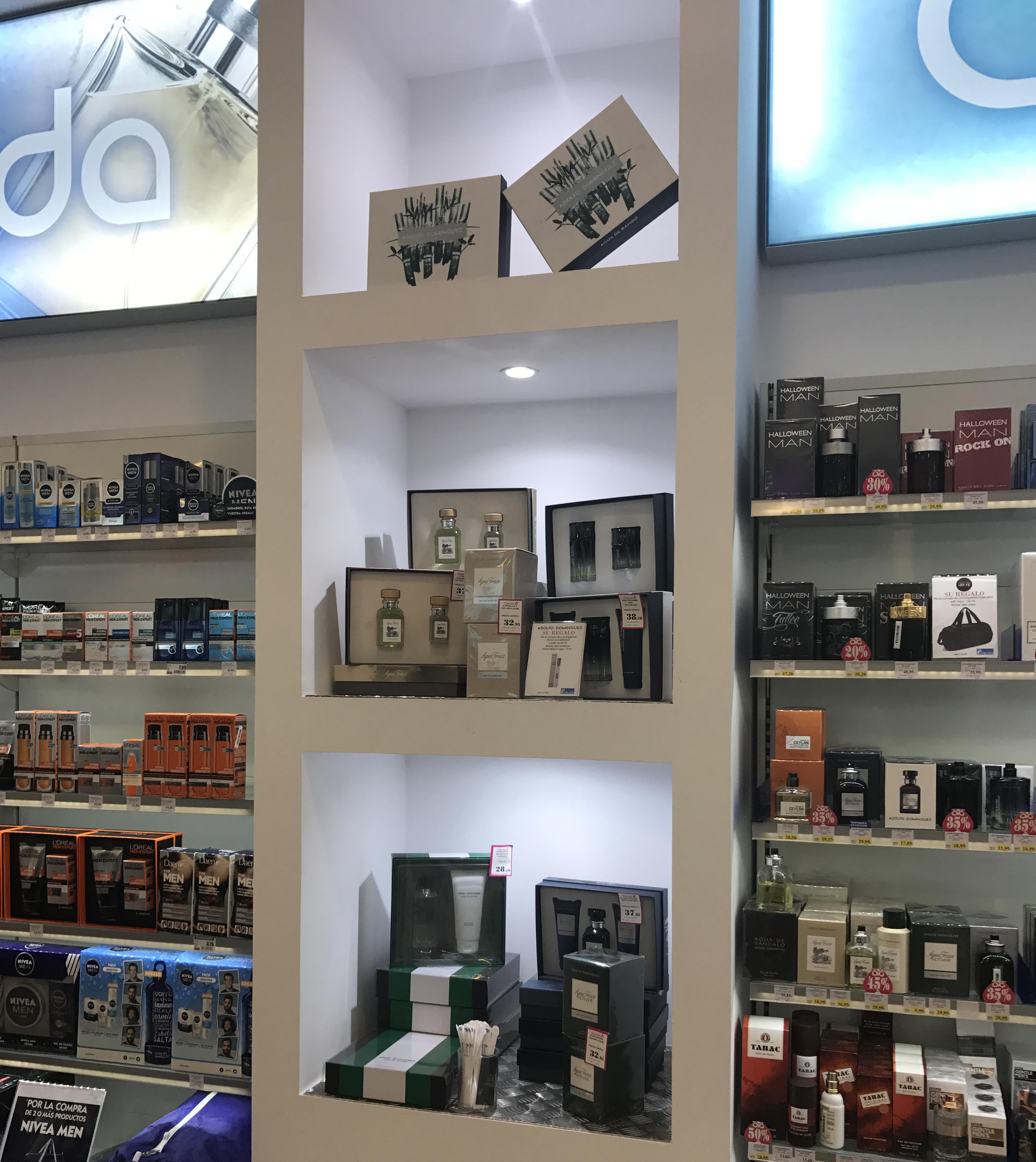 Perfumerias Avenida - Tu regalo para el día del Padre Ourense