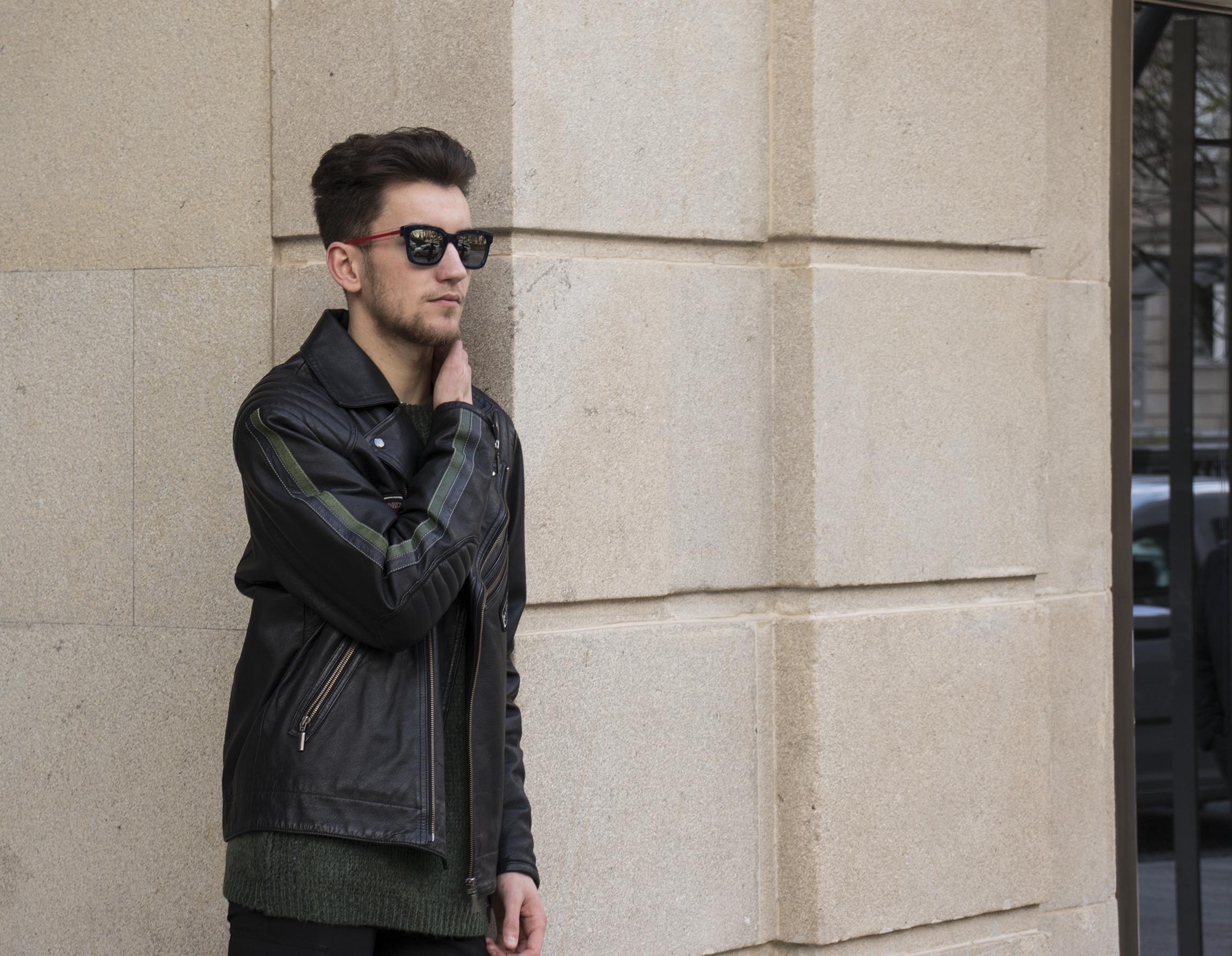 Gafas Gucci de Óptica Diagonal