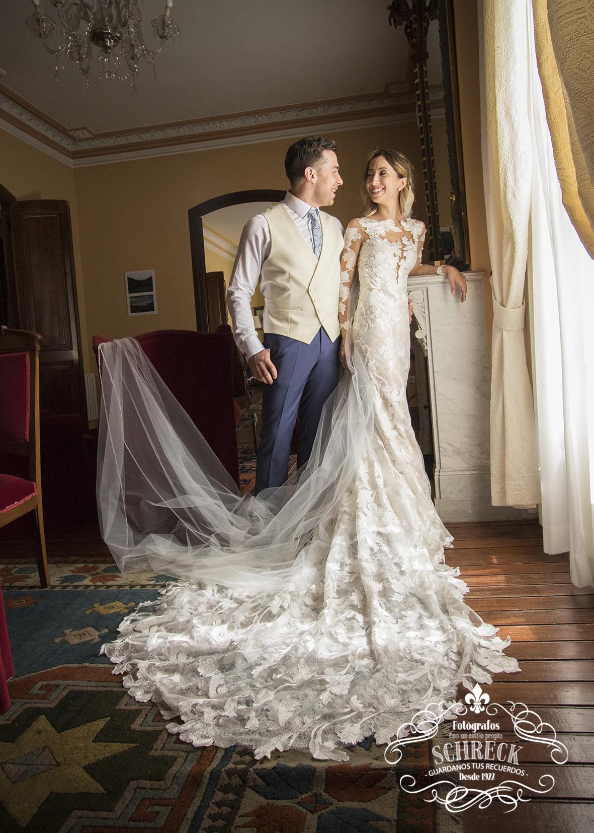 Schreck Fotógrafo para bodas en Ourense