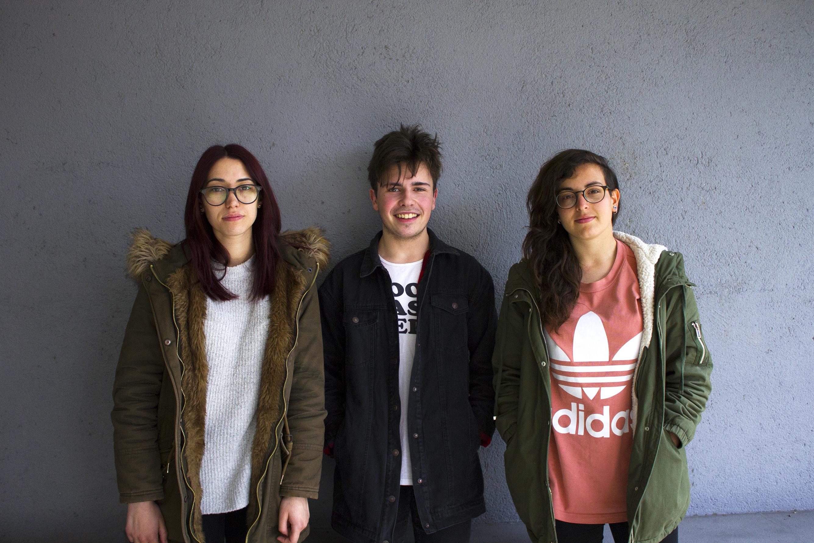 Alumnos del CIFP Portovello
