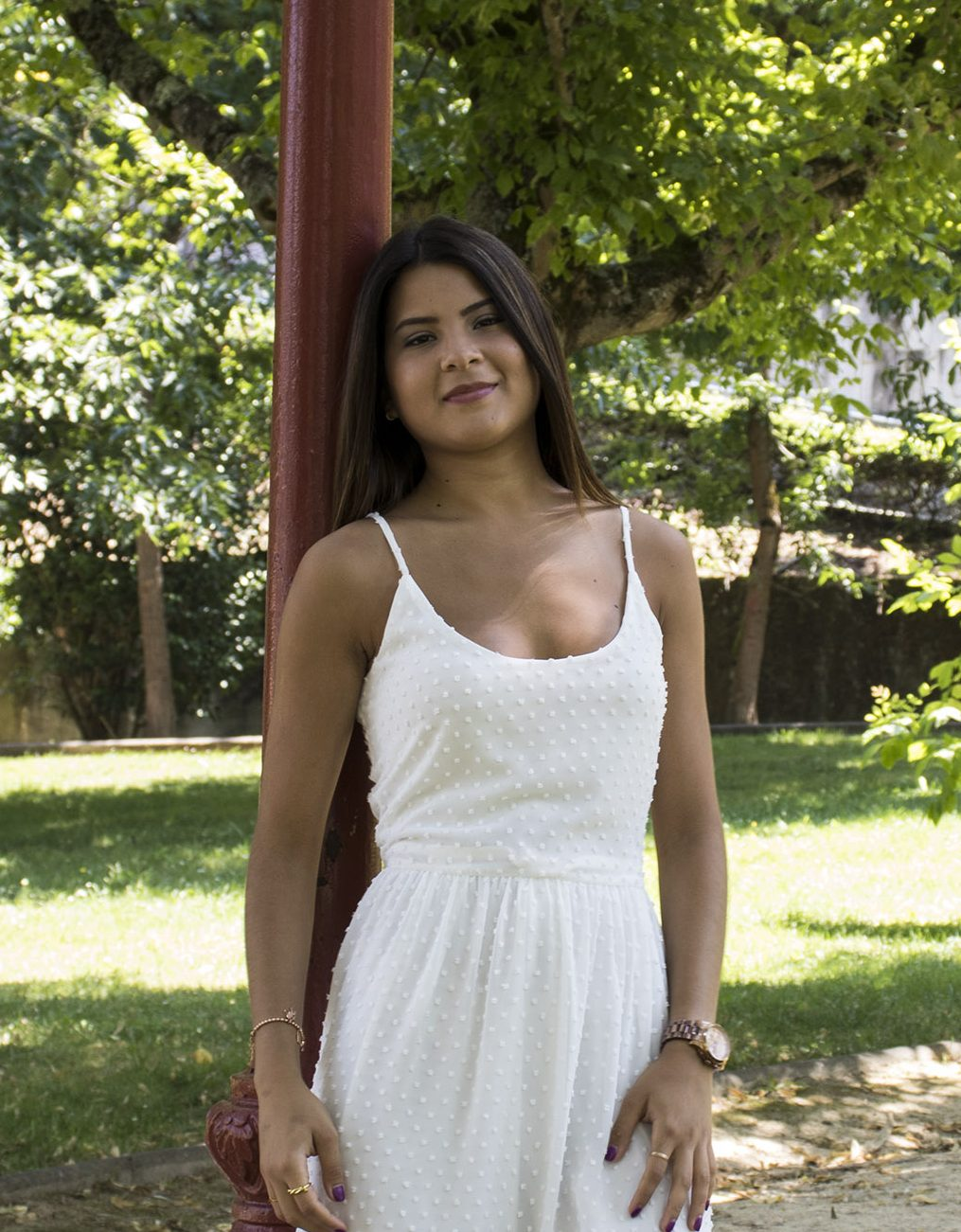 trendtantra vestido blanco